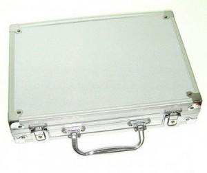 фото Покерный набор Johnshen Sports 200 фишек по 11.5 г (алюминиевый кейс) #2