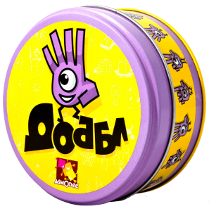 Настольная игра 'Доббль' (Dobble)