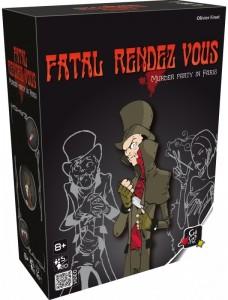 Настольная игра Gigamic 'Fatal Rendez-Vous'