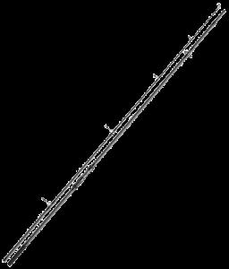 Карповое удилище Cormoran Pro Carp XR 3.5lb 3.6m