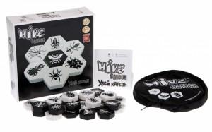 фото Настольная игра Gen 42 Games 'Улей Карбон (Hive Carbon)' (184108) #3