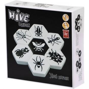 Настольная игра Gen 42 Games 'Улей Карбон (Hive Carbon)' (184108)
