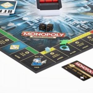 фото Настольная игра Hasbro Монополия с банковскими картами (обновленная) (B6677) #12