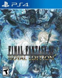 игра Final Fantasy XV Royal Edition (PS4)