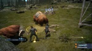 скриншот Final Fantasy 15 Royal Edition PS4 - Русская версия #4