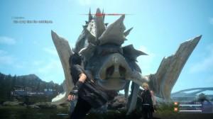 скриншот Final Fantasy 15 Royal Edition PS4 - Русская версия #3
