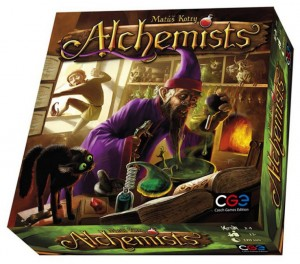 Настольная игра Czech Games Edition 'Алхимики (Alchemists)' (CGE00027)