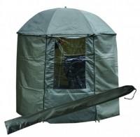 Зонт рыболовный  200 см с пологом (TRF-045)