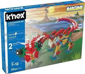 Набор для конструирования K'NEX 'Кинексозавр Рекс'