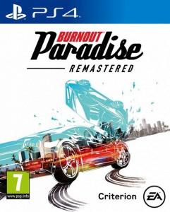 игра Burnout Paradise Remastered (PS4, русская версия)