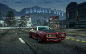 скриншот Burnout Paradise Remastered PS4 - Русская версия #4