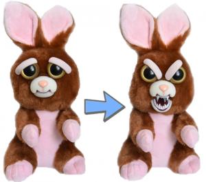 Злобные зверюшки Feisty Pets 'Кролик'  (8711808323179)