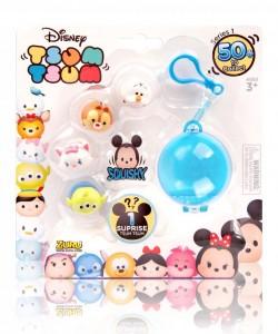 Набор игровой ZURU 'Disney Tsum Tsum' 5 игрушек и брелок (5804)