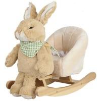 Детское кресло - качалка Rock My Baby 'Кролик' 3 в 1 (0208500025015)