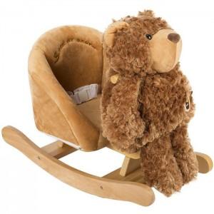 Детское кресло - качалка Rock My Baby 'Медвежонок' 3 в 1 (0208500025077)