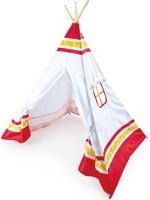 Игровая палатка Hape 'Вигвам' E4307 (красный)