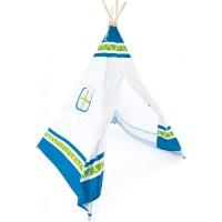 Игровая палатка Hape 'Вигвам' E4308 (синий)