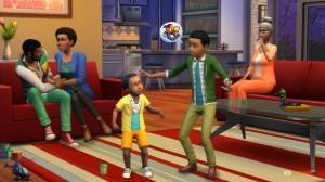 скриншот 'The Sims 4' + 'Wolfenstein 2: The New Colossus' (суперкомплект из 2 игр для PS4) #3