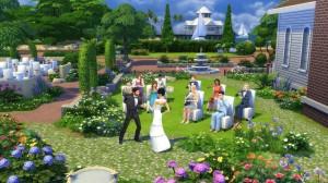 скриншот 'The Sims 4' + 'Wolfenstein 2: The New Colossus' (суперкомплект из 2 игр для PS4) #4