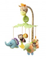 Мобиль Baby Team 'Жирафчик' (8560)