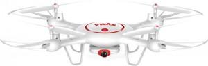 Квадрокоптер Syma X5UC White (8600165665124)