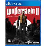 игра Wolfenstein 2: The New Colossus PS4