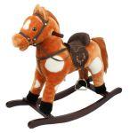 Игрушечный конь - качалка Rock My Baby с музыкой (JR603)