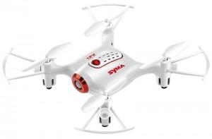 Квадрокоптер Syma X21 White (8600166682106)