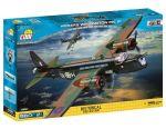 Конструктор COBI 'Вторая Мировая Война Самолет Виккерс Веллингтон' 560 деталей (COBI-5531)