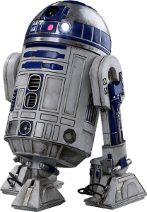 фигурка Коллекционная фигурка Hot Toys 'R2-D2' (Звездные Войны - Пробуждение силы)