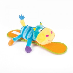 Игрушка с фиксатором Happy Snail 'Бегемотик Бубба' (14HSK03BU)