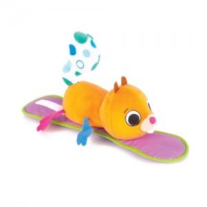 Игрушка с фиксатором Happy Snail 'Белка Хруми' (14HSK02HR)