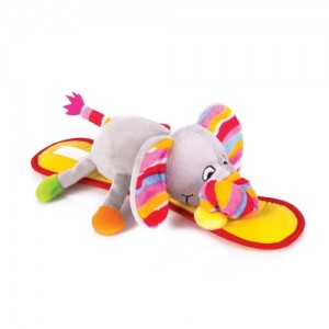 Игрушка с фиксатором Happy Snail 'Слоник Джамбо' (14HSK08JU)