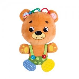 Музыкальная игрушка Happy Snail 'Мишка Топтышка' (17HS05MBE)