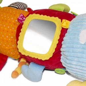 фото Развивающая игрушка Happy Snail 'Гусеница Мари' (14HS09IG) #3
