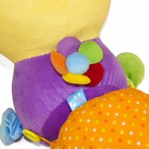 фото Развивающая игрушка Happy Snail 'Гусеница Мари' (14HS09IG) #5