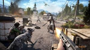 скриншот 'Far Cry 4' + 'Far Cry Primal' + 'Far Cry 5' (суперкомплект из 3 игр для PS4) #7