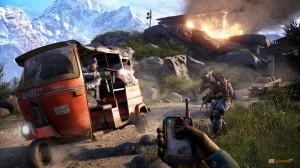 скриншот 'Far Cry 4' + 'Far Cry Primal' + 'Far Cry 5' (суперкомплект из 3 игр для PS4) #5