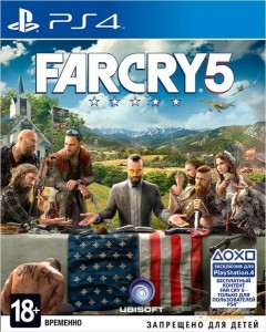 скриншот Far Cry 5: The Father Edition (PS4) #2