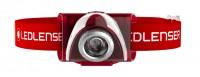 Фонарь налобный LedLenser SEO 5 Red (6006)