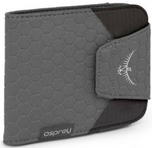 Кошелек Osprey 'QuickLock RFID Wallet Shadow Grey' (009.1653)