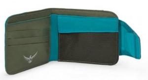 фото Кошелек Osprey 'QuickLock RFID Wallet Shadow Grey' (009.1653) #2
