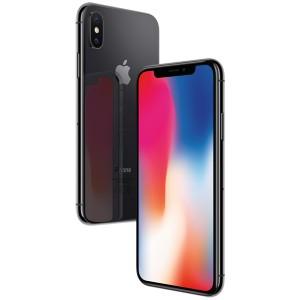 Смартфон Apple iPhone X 256GB Space Gray (MQAF2)