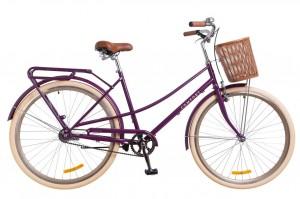 Велосипед 28'' Dorozhnik COMFORT FEMALE 14G рама-19,5'' St фиолетовый (OPS-D-28-102)
