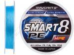 Шнур Favorite Smart PE 8x 150м (голубой) #1.5/0.202mm 17lb/11.4kg(16931075)