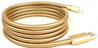 Kабель FuseChicken USB Cable to Lightning Titan 1,5m Gold (IDSG15)