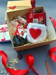 Подарок Подарочный набор 'Кохання'