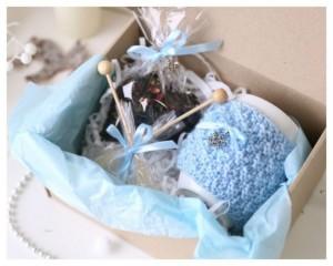 Подарок Подарочный набор 'Снежинка'