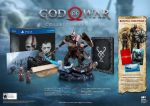 игра God of War Collector's Edition PS4 - Русская версия