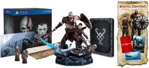 скриншот God of War Collector's Edition (PS4) #2